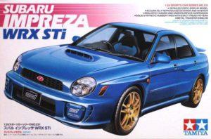 24231 1:24 Subaru Impreza WRX STi