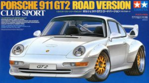 24247 Tamiya Porsche 911 GT2 Road Version '96