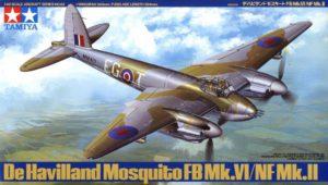 61062 1:48 Mosquito FB Mk.VI/NF Mk.II
