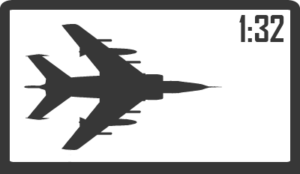 Авиация 1:32