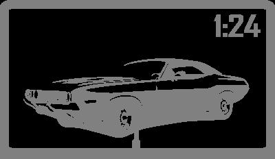 Автомобили 1:24