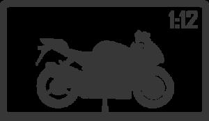 Мотоциклы 1:12