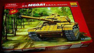 Американский танк M60A1 minihobbymodels 80105 1/35