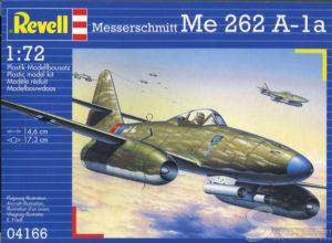 04166 Messerschmitt Me 262 A-1a Revell 1/72