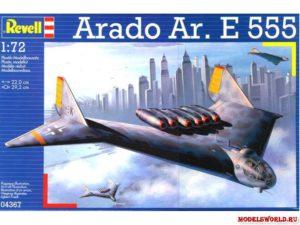 04367 Arado Ar (E) 555 Revell 1/72
