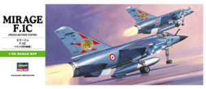 00234 Mirage F.1C 1/72 Hasegawa