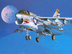 00238 A-7A  Corsair 2 1/72 Hasegawa