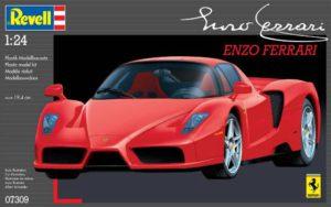 "Revell 07309 Автомобиль ""Ferrari Enzo"" 1:24"