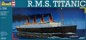 05210 Титаник (R.M.S. Titanic) 1/700 Revell