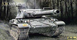 AMX 30/105 1/35 Heller 81137
