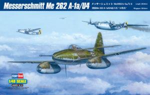 Messerschmitt Me-262 A-1a/U4 1/48 Hobby Boss 80372