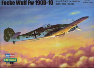Focke-Wulf Fw 190D-10 1/48 Hobby Boss 81717
