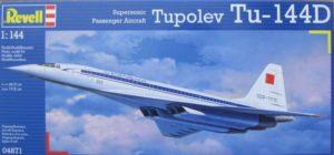 04871 Tu-144 D Revell 1/144