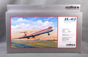 Самолет пассажирский Ил-62 IL-62 REIFRA 020