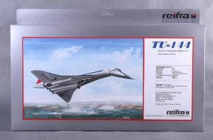 Самолет пассажирский ТУ-144 TU-144 REIFRA 0021