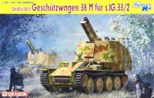 Geschützwagen 38 M