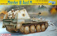 Sd.Kfz. 138 Marder III Ausf. M (Initial Production)