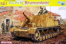 Sd.Kfz.166 Stu.Pz.IV Brummbär