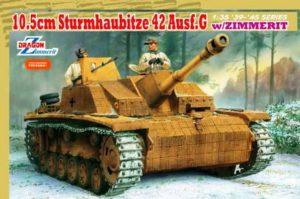 StuH 42 10,5cm Sturmhaubitze 42 Ausf. G