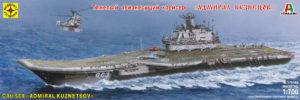 """Моделист 170044 Авианесущий крейсер """"Адмирал Кузнецов"""" (1:700)"""