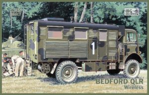 35017 IBG 1/35 Bedford QLR Wireless