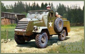 IBG Models 1/35 Chevrolet C15TA (35020)