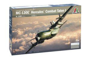 1369 Italeri 1/72 MC-130E HERCULES COMBAT TALON l