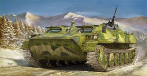 Soviet MT-LB 6MA 05579
