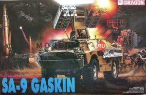 3515 Dragon Боевая машина SA-9 GASKIN