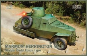 35023 IBG 1/35 MARMON-HERRINGTON Mk.II Mobile Field Force type