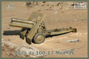 35028 IBG models 1/35 Гаубица 100/17 мод.1916 г.