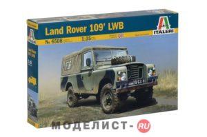6508 Italeri 1/35 Land Rover 109' LWB