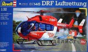 04897 Revell Вертолет Eurocopter EC145 DRF