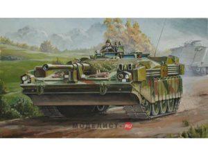 00310 Trumpeter Sweden Strv 103C MBT
