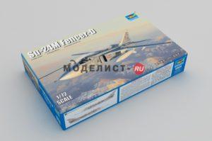 01673 Trumpeter 1/72 Su-24M Fencer-D