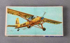 006 VEB PLASTICART Самолет L-60