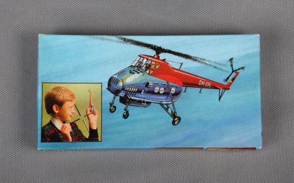 013 VEB PLASTICART Вертолет MI-4 (Ми-4)