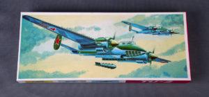 034 VEB PLASTICART Самолет TU-2 (Ту-2)  1:72