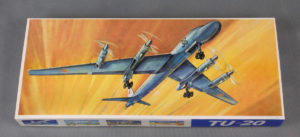 VEB PLASTICART Самолет TU-20 (Ту-20 (Ту-95))