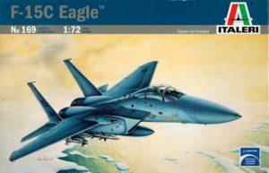 Italeri 0169 F-15 C EAGLE