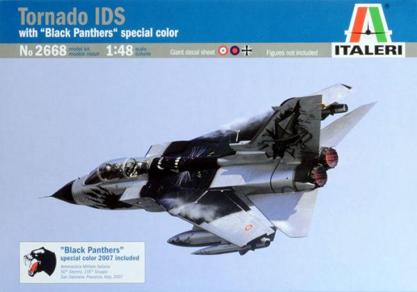 "2668 Italeri Самолет Tornado IDS ""Black Panthers"""