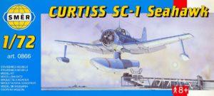 0866 Smer Самолет Curtiss SC-1 Seahawk