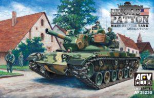 AF35230 AFV CLUB Танк M60A2 Patton Tank