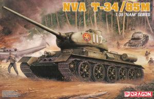 3318 Dragon Танк T-34/85M