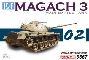 3567 Dragon  IDF MAGACH 3