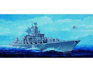 """04518 Trumpeter Ракетный крейсер """"Москва"""""""