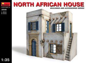35540 MiniArt Североафриканский дом