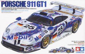 24186 Tamiya 1/24 Автомобиль Porsche 911 Gt1