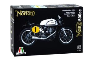 4602 Italeri NORTON MANX 500cc 1951