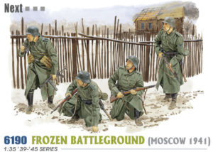 6190 Dragon 1/35 Frozen Battleground (Moscow 1941)
